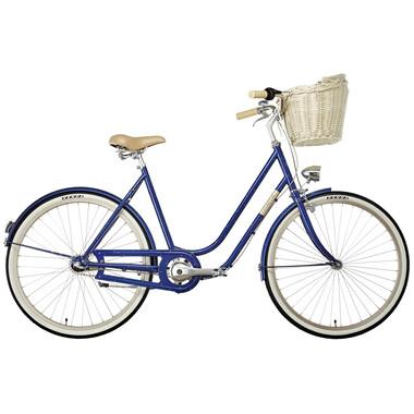 Vélo Hollandais CREME MOLLY WAVE Bleu 2019